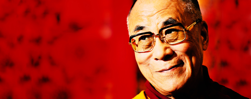 The 14th Dalai Lama of Tibet will speak at the University of Utah.