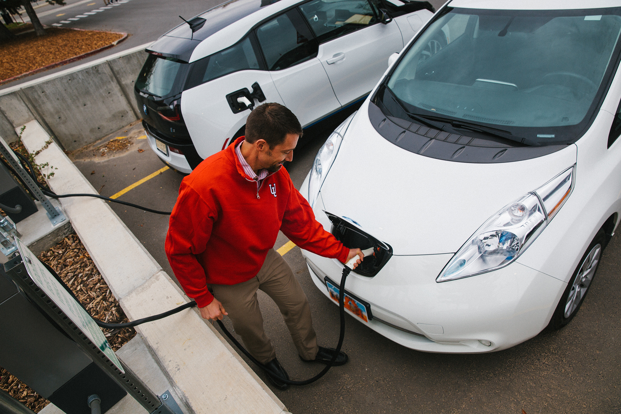 For a limited time, the University of Utah is sponsoring a community electric vehicle purchase program.