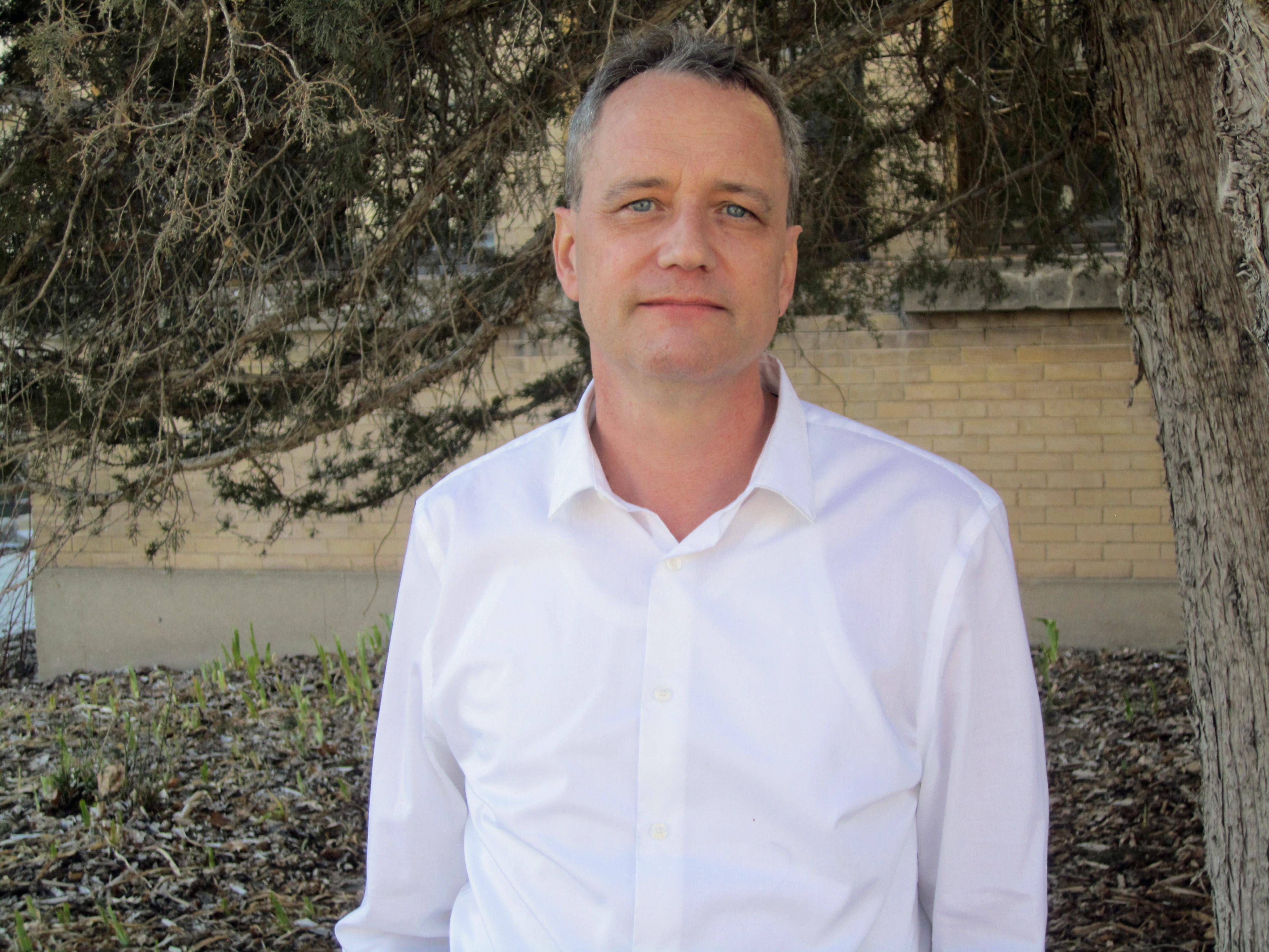 Douglas Jones, associate professor of anthropology at the University of Utah.
