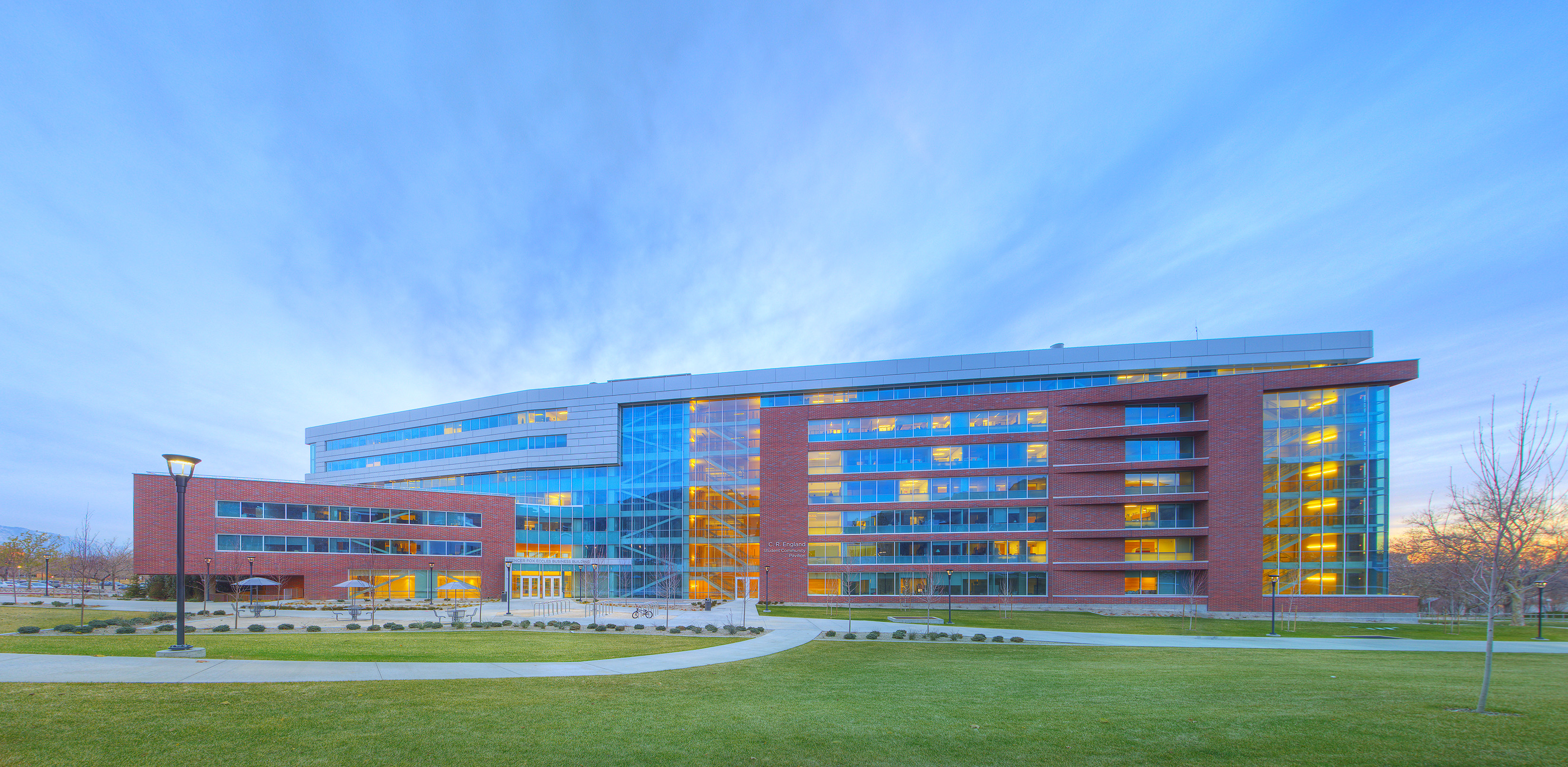Executive MBA program at David Eccles School of Business is only Utah school ranked in top 100 by the Financial Times.