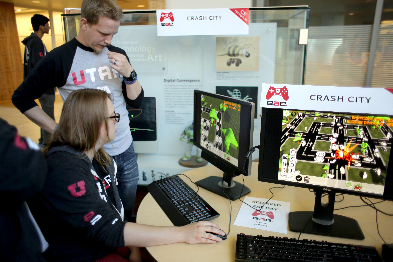 Utah Game Design Professor